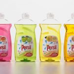 Persil washing up liquid - national press campaign